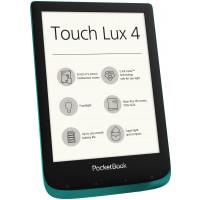"eBook четец POCKETBOOK Touch Lux 4 PB627 6"" emerald"
