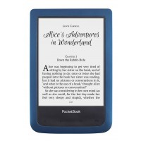 "eBook четец POCKETBOOK Aqua 2  PB641 6"" тъмносин водоустойчив"