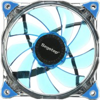 Вентилатор Segotep Polar Wind 120 Blue LED
