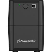 UPS POWERWALKER VI 650 SH 650VA Line Interactive 2x шуко изхода