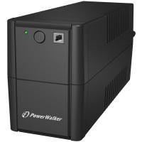 UPS POWERWALKER  VI 850 SH 850VA/480W Line Interactive 2x шуко