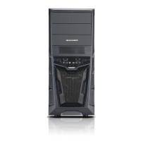 Кутия за настолен компютър Segotep PS111D захранващ блок 500W