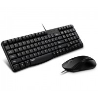 Комплект клавиатура с мишка RAPOO N1850 Жичен USB