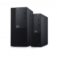 Настолен компютър Dell OptiPlex 3060 MT i3-8100 8GB 1TB DVD-RW 3Y NBD