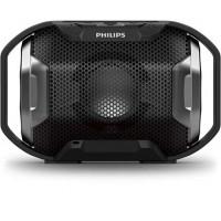 Тонколона Philips SB300B Bluetooth портативна колонка с динамични светлини черен