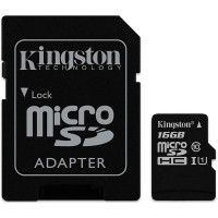 Kingston 16GB microSDXC Canvas Select Class 10