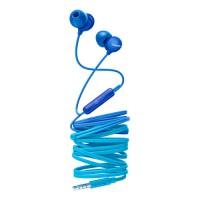 Слушалки с микрофон Philips за поставяне в ушите 8,6mm drivers син