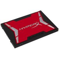 "Твърд диск SSD Kingston HyperX SAVAGE  480GB 2.5"" 7mm read/write up to 520/500MB/s  SHSS37A/480G"