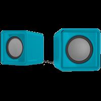Говорители Speedlink TWOXO 5W turquoise