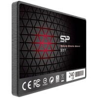 """Твърд диск SSD SILICON POWER S57 120GB 2.5"""" SATA3 read/write up to 500/300MB/s"""