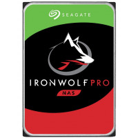 "Твърд диск Seagate IronWolf Pro 4TB 3.5"" SATA3 128MBcache NAS"
