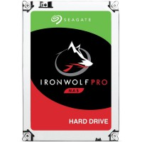 Твърд диск Seagate IronWolf 8TB 7200rpm 3.5' SATA 6Gb/s/  256MB cache