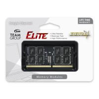 Памет Team Group Elite 4GB DDR4 SO-DIMM 2666MHz CL19-19-19-43 1.2V