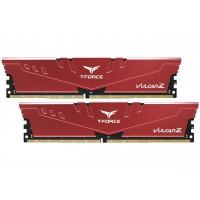 Памет Team Group T-Force Vulcan Z 16GB(2x8GB) DDR4 3000MHz CL16-18-18-38 1.35V red