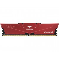 Памет Team Group T-Force Vulcan Z 4GB DDR4 3000MHz CL16-18-18-38 1.35V red