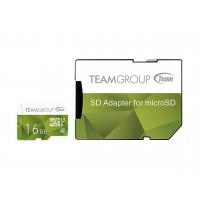 Флаш карта памет Team Group Color microSDHC 16GB UHS-I Class 10+ SD Адаптер