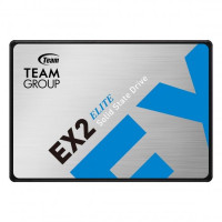"SSD Team Group EX2 512GB 2.5"" read/write up to 550/520MB/s Black"
