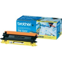 Тонер касета Brother TN-135Y за HL-4040/50/70, DCP-9040/42/45, MFC-9440/9450/9840 Yellow