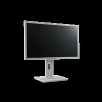 Монитор Acer B246HLwmdr 61cm 24'' 1080p 5ms 100M:1 250cd VGA DVI Speakers White