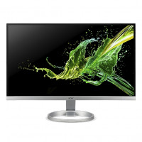 Монитор Acer R270si 27'' IPS Anti-Glare 1ms 100M:1 250cd 1080p VGA HDMI Silver/Black