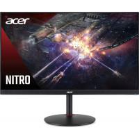 """Монитор Acer Nitro XV271Zbmiiprx 27"""" IPS Anti-Glare 1ms 100M:1 400cd 1080p up to 280Hz  2xHDMI DP speakers  Black"""