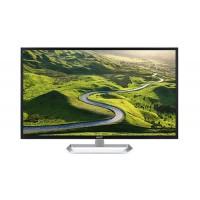 """Монитор Acer EB321HQUCbidpx 31.5"""" IPS AG 4ms100M:1 300cd 2560x1440  DVI HDMI DP Black&silver"""
