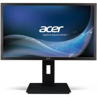 "Монитор Acer B246HYLAymidr 23.8"" IPS 5ms 100M 250cd 1080p VGA DVI HDMI Speakers Darkgrey 3Years"