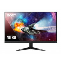 "Монитор Acer Nitro QG241Ybii 60cm 23.8""1080p VA 1ms(VRB) 100M:1 250cd VGA 2xHDMI Speaker Black"