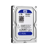 Твърд диск WD 1TB 64MB 5400rpm Blue