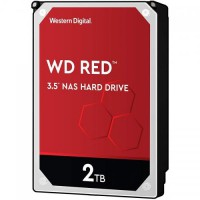 "Твърд диск Western Digital RED 2TB 3,5"" SATA3 5400rpm  256MB cache"