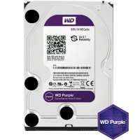 Твърд диск  WD Purple WD20PURZ 2TB SATAIII 64MB for DVR/Surveillance