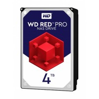 Твърд диск Western Digital Red Pro 4 TB 7200rpm 128MB  NAS