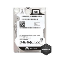 "HDD 500GB WD Black 2.5"" SATAIII 32MB 7200rpm 7mm slim"