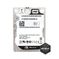 """HDD 500GB WD Black 2.5"""" SATAIII 32MB 7200rpm 7mm slim"""