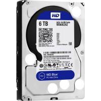 HDD WD 6TB 64MB 5400rpm Blue