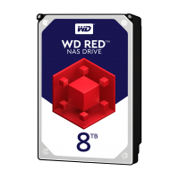 Твърд диск WD Red 8TB SATAIII 256MB for NAS