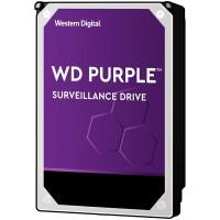 Твърд диск WD Purple 8TB 3.5''  256MB cache 7200rpm SATA 6 Gb/s