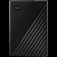 """Твърд диск външен WD My Passport Black 1TB 2.5"""" USB 3.2"""