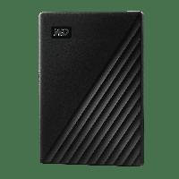 """Твърд диск външен WD MyPassport  1TB 2.5"""" USB 3.2 Black"""