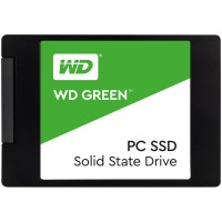 "Твърд диск SSD WD Green 120GB 2.5"" SATA 6Gb/s read/write up to 540/465MB/s"