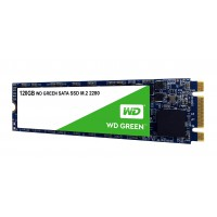 Твърд диск SSD WD Green 3D NAND 120GB M.2 2280(80 X 22mm) SATA III SLC read up to 545MBs