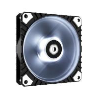 Охлаждащ вентилатор ID-Cooling WF-12025 XT 120 мм white LED