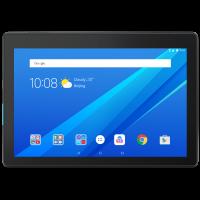 "Таблет Lenovo Tab Е10 10.1"" IPS Qualcomm 1.3GHz QuadCore 2GB 16GB flash Android 8 Oreo Black"