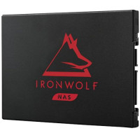 "SSD Seagate IronWolf 125 500GB 2.5"" SATA3 read/write up to 560/540MB/s"