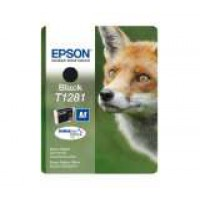 Консуматив Epson T1281 за Stylus S22/SX125/SX425W/BX305F Black