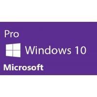 Програмен продукт OEM Windows Pro 10 64Bit Bulgarian 1pk DSP DVD