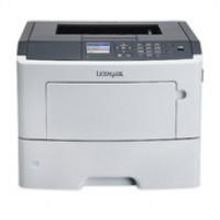 Lexmark MS610dn -  47 ppm, 1200x1200 dpi; 256 MB; USB; Gigabit LAN; 2.4'' colour LCD, Duplex