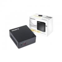 Настолен компютър Gigabyte Brix BKi5HA-7200 i5-7200U 8GB DDR4 120GB SSD USB Type-C™ WF+BT черен