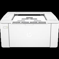 HP LaserJet Pro M102a 22ppm, 600x600dpi, 128MB, USB