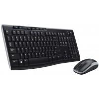 Клавиатура + мишка Logitech Wireless Combo MK270